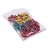 Směs barevných gumiček