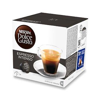Obrázek produktu Kávové kapsle Nescafé Dolce Gusto Espresso Intenso - 16 kapslí