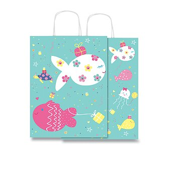 Obrázek produktu Dárková taška Fantasia Kids - různé rozměry