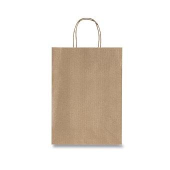 Obrázek produktu Dárková taška Tinta Unita Brown Kraft - různé rozměry