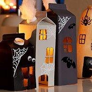 Udělejte si na Halloween strašidelný domů