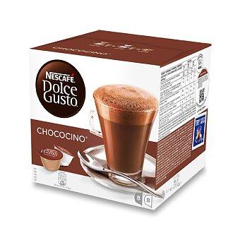 Obrázek produktu Kapsle Nescafé Dolce Gusto Chococino - 8 x káva, 8 x mléko