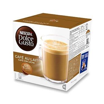 Obrázek produktu Kávové kapsle Nescafé Dolce Gusto Café au lait - 16 kapslí