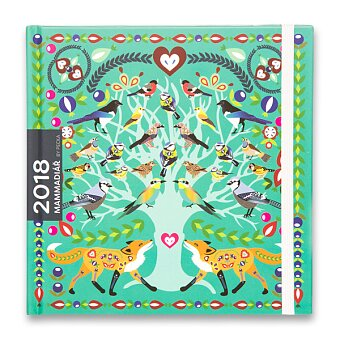 Obrázek produktu Mammadiář 2018 By Pecka