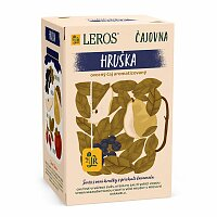 Ovocný čaj Leros Millenium Hruška Karamelo
