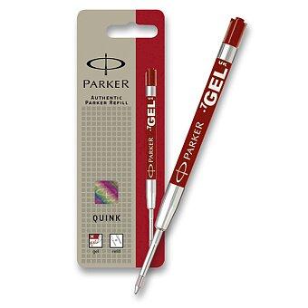 Obrázek produktu Gelová náplň Parker do kuličkové tužky - 0,7 mm