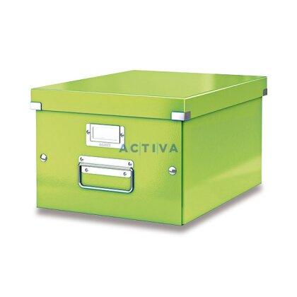 Obrázek produktu Leitz - krabice A3 - zelená