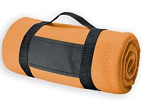 FIT II - cestovní fleecová deka, 180 g/m2, výběr barev