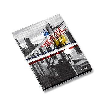 Obrázek produktu Školní sešit Ambar Reverie - A5, linkovaný, 60 listů, mix motivů