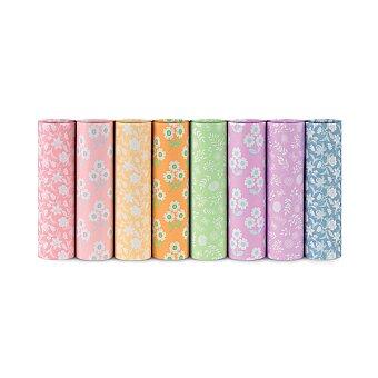 Obrázek produktu Dárkový balicí papír Floral - 2 x 0,7m
