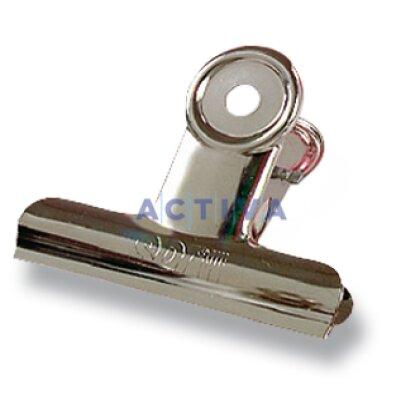 Obrázek produktu Clips - kancelářské klipy chromované - 22 mm