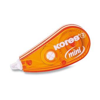 Obrázek produktu Korekční strojek Kores Mini Roller - 4,2 mm x 3 m, 2 ks