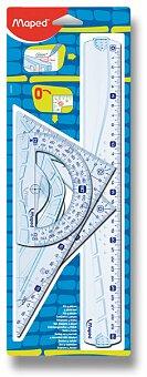 Obrázek produktu Sada Maped Geometric Maxi - 4dílná sada