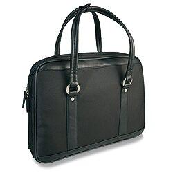 Esselte Orbit - dámská kožená taška na notebook | ACTIVA