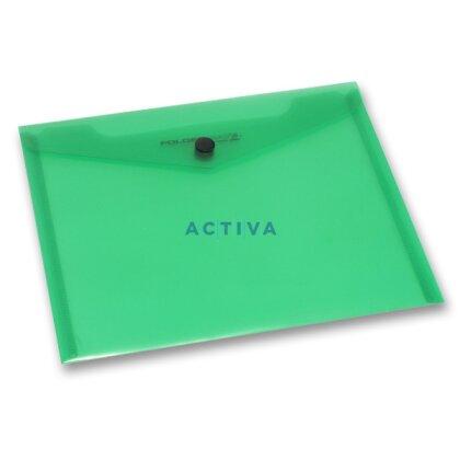 Obrázek produktu Foldermate Carry File - spisovka s drukem A5 - zelená