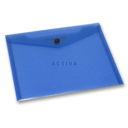 Obrázek produktu Foldermate Carry File - spisovka s drukem A5 - modrá