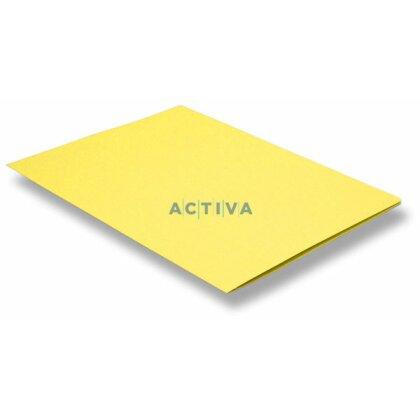 Obrázek produktu HIT Office - desky bez chlopní - žluté