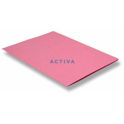 Obrázek produktu HIT Office - desky bez chlopní - růžové