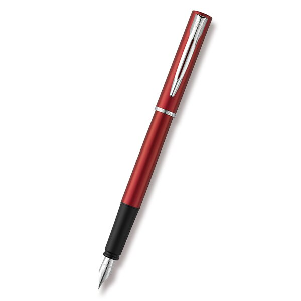 Waterman Graduate Allure Red plnicí pero, hrot F