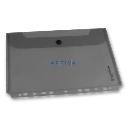 Obrázek produktu Foldermate Gear Binder Carry File - zakládací obálka závěsná - A4, kouřová