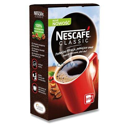 Obrázek produktu Nescafé Classic - rozpustná pražená káva - 500 g