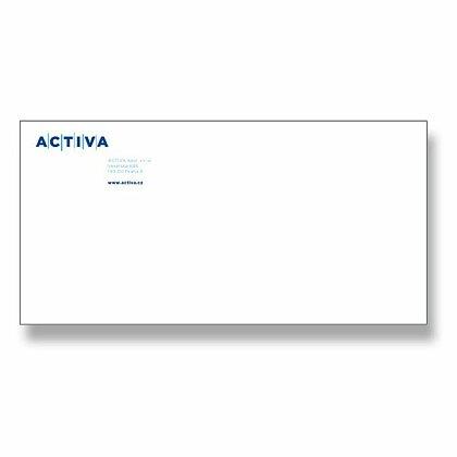 Obrázek produktu Obálky s logem vaší firmy, 1000 ks