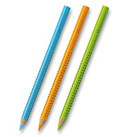 Pastelka Colour Grip Jumbo Neon