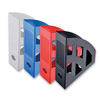 Obrázek produktu Otevřený archivační box Helit Economy - pro formát A4, výběr barev