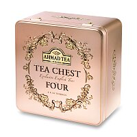 Černý čaj Ahmad Tea Chest Four
