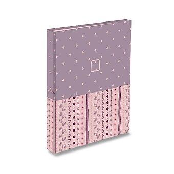 Obrázek produktu 4kroužkový pořadač Ambar Marshmallow - A4, 40 mm, mix motivů