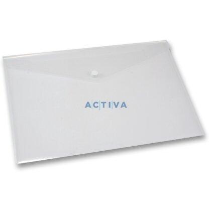 Obrázek produktu Foldermate Clear Carry File - spisovka A4 - transparentní