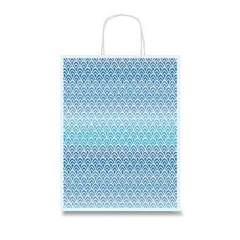 Obrázek produktu Dárková taška Fantasia Blue - různé rozměry