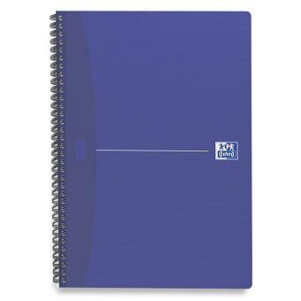 Obrázek produktu Kroužkový blok Oxford Essentials - A5, 90 listů, linkovaný, mix barev
