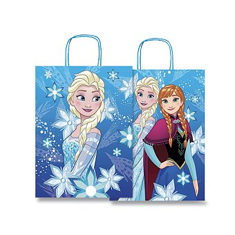 Obrázek produktu Dárková taška Frozen - různé rozměry, mix motivů