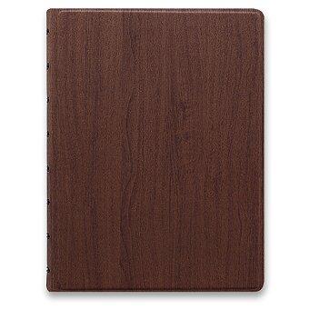 Obrázek produktu Zápisník Filofax Notebook Architecture A5 - rosewood