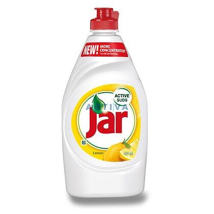 Obrázek produktu Jar - prostředek na mytí nádobí - Citron, 450 ml