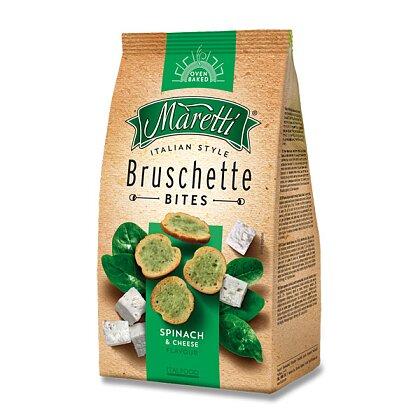 Obrázek produktu Maretti - slané pochoutky - Špenát, sýr, 70 g