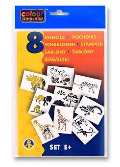 Obrázek produktu Šablony Centropen E+ Zvířata