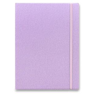 Zápisník Filofax Notebook Pastel A4