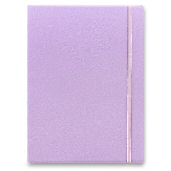 Obrázek produktu Zápisník Filofax Notebook Pastel A4 - orchid