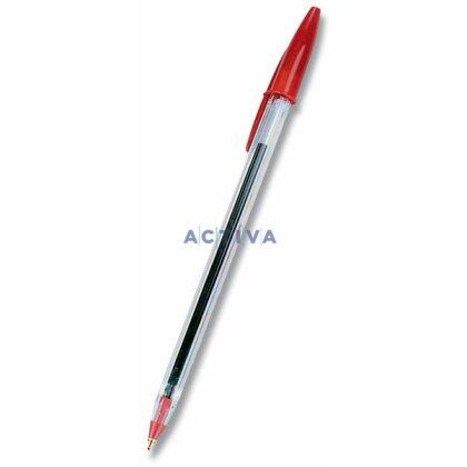 Obrázek produktu BIC Cristal - jednorázová kuličková tužka - červená