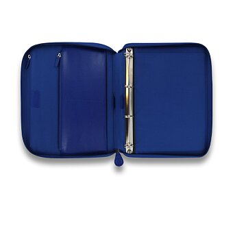 Obrázek produktu Portfolio A4 Filofax Pennybridge Zip, s uchem - modré