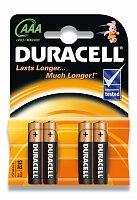 Alkalické baterie Duracell Basic