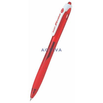Obrázek produktu Pilot RéxGrip - kuličkové pero - červené
