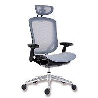 Kancelářská židle Antares BAT Gray PDH