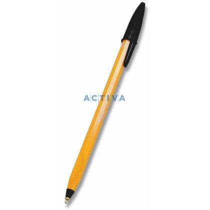 Obrázek produktu BIC Orange - jednorázová kuličková tužka - černá