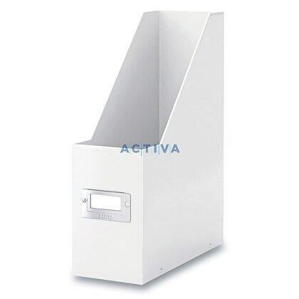 Obrázek produktu Leitz - kartonový stojan na katalogy - 103 mm, bílý