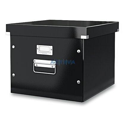Obrázek produktu Leitz Click & Store - krabice na závěsné desky - černá