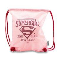 Vak na záda Supergirl