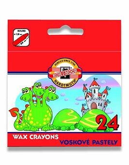 Obrázek produktu Voskové pastely Koh-i-noor 8234 - 24 barev